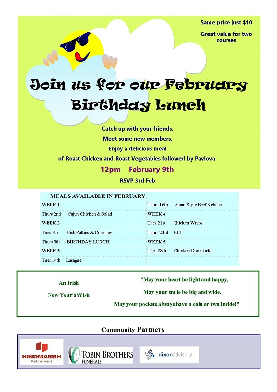 February 2-17 Newsletter page 6