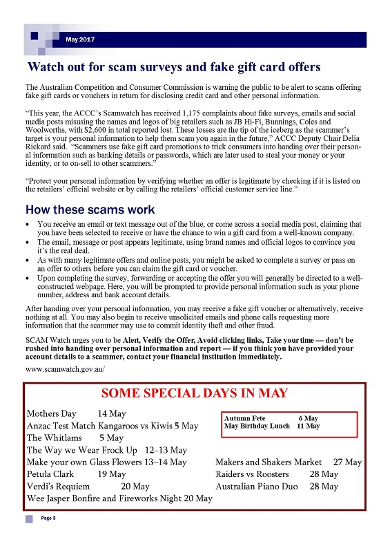 May 2017 Newsletter page 4