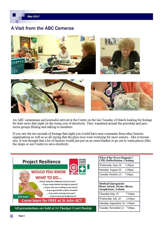 May 2017 Newsletter page 5