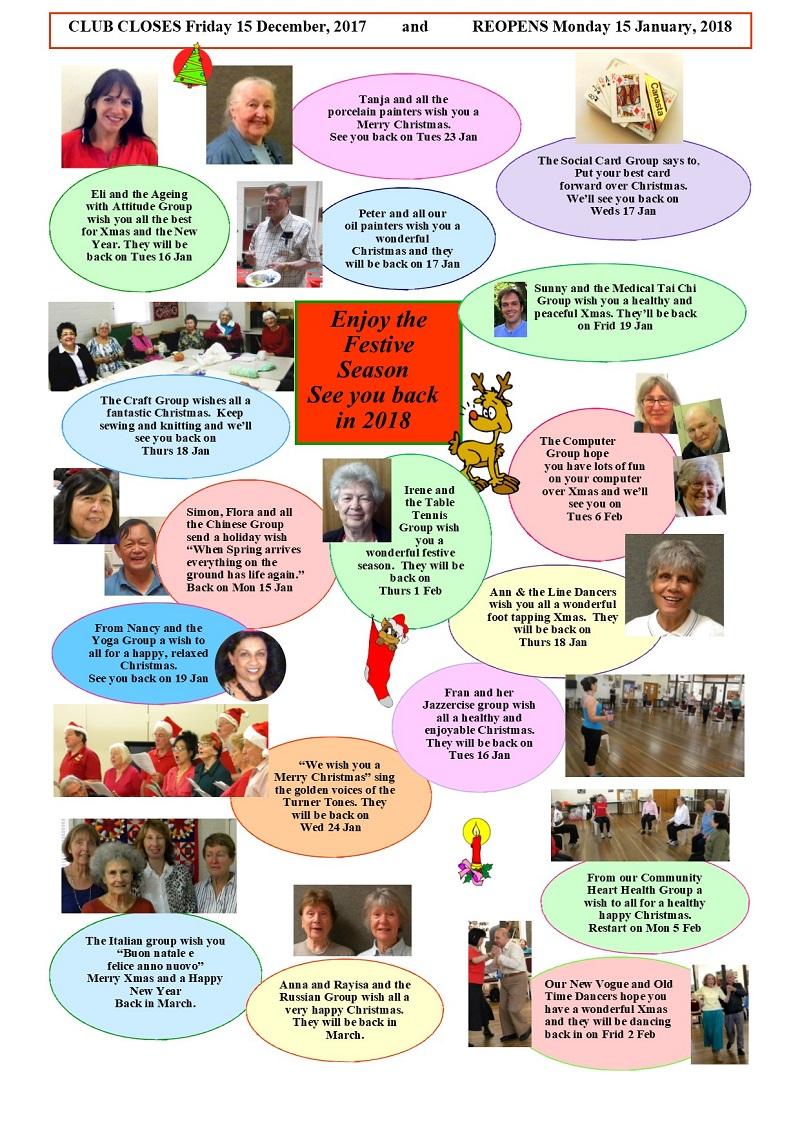Xmas Message 2017 page 1