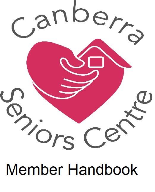 Canberra Senior Centre Member Information
